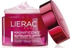 """Εικόνα του """"Lierac Magnificence Gel-Creme Fondant Jour & Nuit Μεταξένια Τζελ Κρέμα κατά της γήρανσης, 50ml"""""""