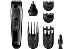 Braun MGK 3020 FACE & HEAD Trimming Kit Σετ Περιποίησης Γενειάδας - Μαλλιών 6 σε 1, 1 τεμάχιο
