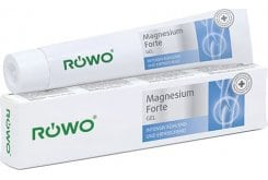 Rowo Magnesium Forte Gel Τζελ για Ανακούφιση από Μυϊκούς Σπασμούς & Κράμπες, 50ml