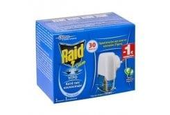 """Εικόνα του """"Raid Liquid Υγρό Σετ 30 Νύχτες Αντικουνουπική Συσκευή για Εσωτερικούς Χώρους, 1 Συσκευή + 1 Ανταλλακτικό """""""