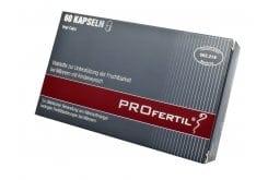PROfertil® Male Ισχυρό Συμπλήρωμα για την Αντιμετώπιση της Ανδρικής Υπογονιμότητας, Αγωγή 1 Μήνα, 60 tabs