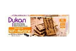 """Εικόνα του """"Dukan Expert, Μπισκότα Βρώμης Dukan με Κομμάτια Σοκολάτας, 225 gr"""""""