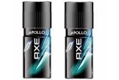 """Εικόνα του """"Axe Apollo Body Spray (1+1 ΔΩΡΟ) Ανδρικό Αποσμητικό με Ελκυστικό άρωμα που Ανεβάζει την Αυτοπεποίθηση του Άνδρα, 2 x 150 ml"""""""