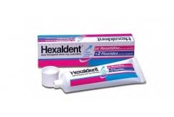Hexaldent Toothpaste 75ml, It acts Powerfully against gingivitis