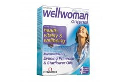 Vitabiotics Wellwoman Original, 30 κάψουλες