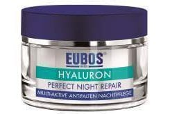 Eubos Hyaluron Repair Filler Night Cream for active lifting night after night, 50 ml