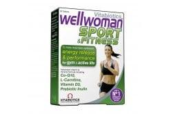 """Εικόνα του """"Vitabiotics Wellwoman Sport & Fitness, 30 ταμπλέτες"""""""