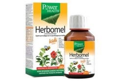 Power Health Herbomel Kids Σιρόπι για το Βήχα & το Κρυολόγημα για Παιδιά από 3+ ετών, 150ml