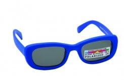 Vitorgan Eyelead Polarized Κ1004 Παιδικά / Βρεφικά Γυαλιά Ηλίου Καουτσούκ σε Χρώμα Μπλε απο 0-12 μηνών ,Συνοδεύεται από ειδική προστατευτική θήκη - πουγκί ,1τμχ