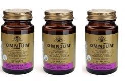 """Εικόνα του """"3 x Solgar Omnium Πολυβιταμίνη Υψηλής Βιοδιαθεσιμότητας, 3 x 30 tabs"""""""