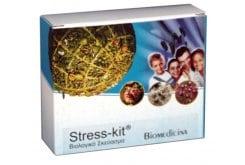 Heel Stress-Kit Σετ Συμπληρωμάτων Διατροφής από 3 Σκευάσματα για τον Έλεγχο του Στρες & των Ψυχοσωματικών Διαταραχών, 3 τεμάχια