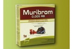 """Εικόνα του """"Muribrom, Αντιπηκτικό Τρωκτικοκτόνο 2ης γενιάς σε μορφή πάστας, 200 gr """""""
