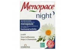 Vitabiotics Menopace Night, 60 tabs