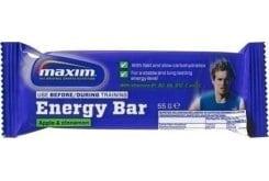 """Εικόνα του """"Maxim Energy Bar Apple & Cinnamon, 55 gr """""""