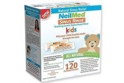 """Εικόνα του """"NeilMed Sinus Rinse Pediatric Ανταλλακτικά, 120 φακελάκια """""""
