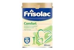Frisolac 1 Comfort Ειδικό Γάλα για βρέφη με γαστροοισοφαγική παλινδρόμηση ή δυσκοιλιότητα, 400gr από 0 έως 6 μηνών.