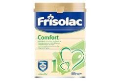 Frisolac 1 Comfort Ειδικό Γάλα για βρέφη με γαστροοισοφαγική παλινδρόμηση ή δυσκοιλιότητα, 800gr από 0 έως 6 μηνών.