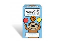 """Εικόνα του """"Monkey Πολυβιταμίνη για Παιδιά 3+ ετών με Γεύση Μούρου, 30 chew gels """""""