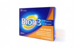 Merck BION 3 Activate , 30tabs