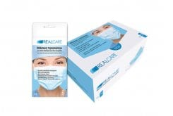 Real Care Medical Face Masks, 2 pcs