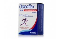 Health Aid Osteoflex with Hyaluronic Acid, 60 tabs