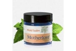 Motherlove Rhoid Balm Φυσικό Βάλσαμο για την Αντιμετώπιση των Αιμορροΐδων, 30ml