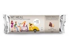 Power Health My Meal Μπάρα Υποκατάστατο Γεύματος Σοκολάτα Φιστίκι, 56gr