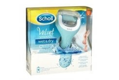 """Εικόνα του """"Scholl Smooth Wet & Dry Επαναφορτιζόμενη Αδιάβροχη Ηλεκτρική Λίμα Ποδιών, 1 τεμάχιο """""""