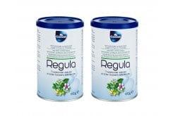 2 x Cosval Regula Powder Καθαρτική Σκόνη από Μείγμα Βοτάνων, 2 x 100gr