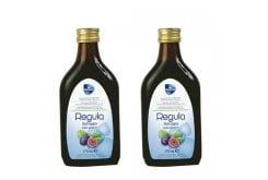 2 x Cosval Regula Syrup Καθαρτικό Σιρόπι από Φρούτα, 2 x 175ml