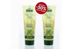 Optima ΠΑΚΕΤΟ ΠΡΟΣΦΟΡΑΣ Organic Aloe Vera Gel -50% Στο 2ο προϊόν, 2x 100ml