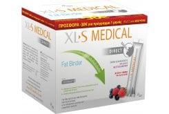"""Εικόνα του """"XLS Medical Direct Fat Binder Αγωγή 1 Μήνα για την Πρόληψη της Παχυσαρκίας & το γενικότερο Έλεγχο του Σωματικού Βάρους, 90 sticks """""""
