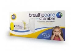 Asepta Breathcare Chamber Child 1-5 Years Old, 1 pc