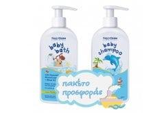 Frezyderm Baby ΠΑΚΕΤΟ με Baby Bath & Shampoo