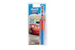 """Εικόνα του """"OralB Vitality Kids Stages Power Cars Ηλεκτρική Οδοντόβουρτσα για Αγόρια 3+ ετών, 1 τεμάχιο """""""