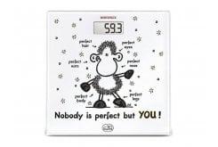 Soehnle 63345 Edition Monkey Sheepworld Ψηφιακή Ζυγαριά 150kg, 1 τεμάχιο