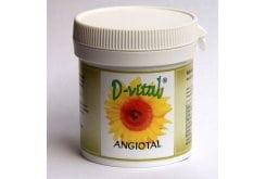 Metapharm D-Vital Angiotal Συμπλήρωμα Διατροφής για την Καλή Λειτουργία του Καρδιαγγειακού Συστήματος, 30 caps