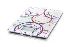 Soehnle 66300 Edition © Smiley Dynamic Ψηφιακή Ζυγαριά Κουζίνας 5kg, 1 τεμάχιο