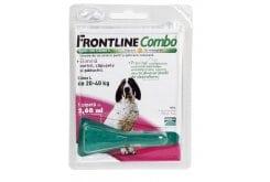 Frontline Combo Spot Dog L για τη Θεραπεία Μεγάλων Σκύλων από Εξωπαραστικές Μολύνσεις, 1 x 2.68ml