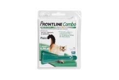"""Εικόνα του """"Frontline Combo Spot Cat για τη Θεραπεία των Γάτων από Εξωπαραστικές Μολύνσεις, 1 x 0.5ml """""""