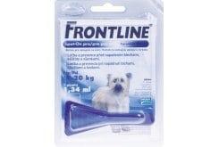 Frontline Spot On Dog M για τη Θεραπεία & την Πρόληψη των Μεσαίων Σκύλων από Εξωπαραστικές Μολύνσεις, 1 x 1.34ml