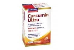 Lamberts Curcumin Ultra Συμπλήρωμα από Εκχύλισμα Κουρκουμά, 60 tabs