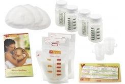 Ameda Breast Pumping Accessory Kit Σετ Εξαρτημάτων Άντλησης, 1 σετ