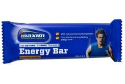 Maxim Energy Bar Crunchy Cookie Ενεργειακή Μπάρα Δημητριακών με Υψηλή Περιεκτικότητα σε Υδατάνθρακες, 55gr