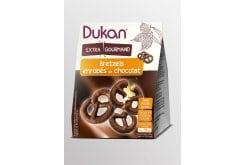 """Εικόνα του """"Dukan Pretzels Βρώμης με Επικάλυψη Σοκολάτας, 100gr """""""