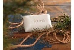 Eleamed Handmade Organic Soap Cedar Ενυδατικό Σαπούνι Κέδρος από Εξαιρετικά Παρθένο Ελαιόλαδο, 110gr