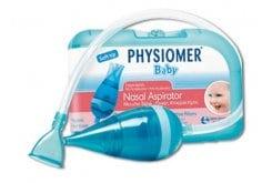 Physiomer Nasal Aspirator Ρινικός Αποφρακτήρας για Βρέφη, 1 τεμάχιο