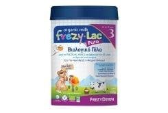 """Εικόνα του """"Frezylac 3 Βιολογικό Οργανικό Γάλα Κατάλληλο για τη Διατροφή Βρεφών από τον 10ο Μήνα ως Μετάβαση από το Θηλασμό, 900gr"""""""