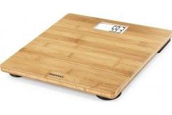 Soehnle 63844 Bamboo Natural Ψηφιακή Ζυγαριά από Φυσικό Μπαμπού 180kg, 1 τεμάχιο