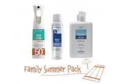 Frezyderm Family Summer Pack με Sea Side Dry Mist SPF50+ Αντηλιακό Spray, 300ml, After Sun Mousse Ενυδατικός Αφρός Προσώπου & Σώματος για μετά τον Ήλιο, 150ml & Every Day Shampoo Απαλό Σαμπουάν, 200ml